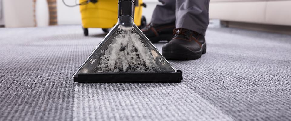 Chemiczne czyszczenie dywanów