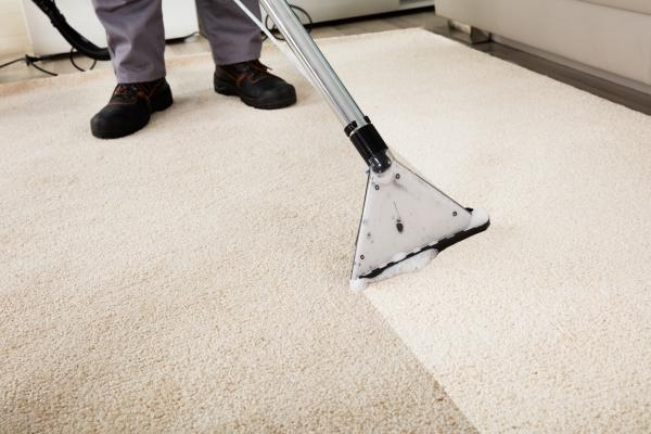 odkurzacz czyszczący chemicznie dywan